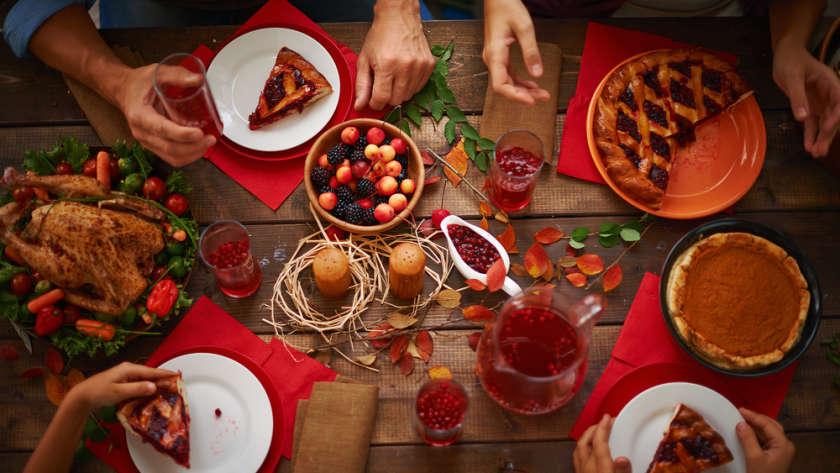 Apportez l'automne à votre table!