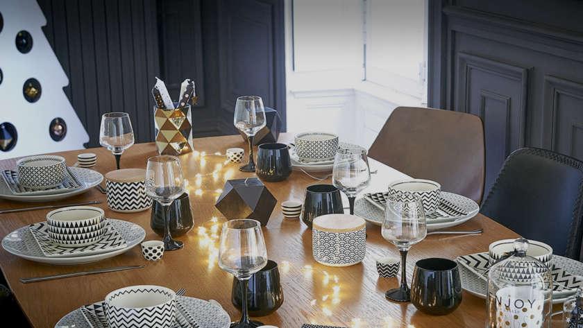 L'art de dresser la table: les règles de base