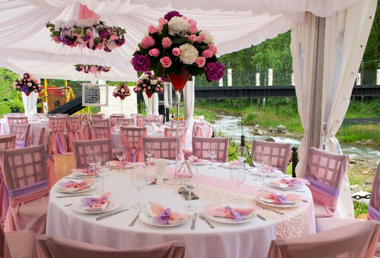 Des idées pour décorer soi-même ses tables de mariage