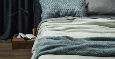 Lin et lune: quelle merveilleuse idée au lit!