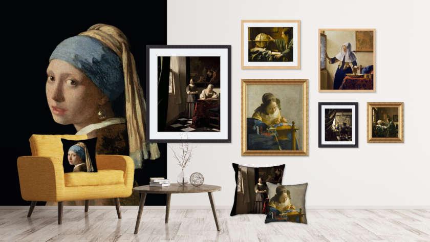 Faites vivre l'art chez vous grâce à Muzéo