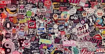 Décoration murale : Les stickers ont toujours le vent en poupe