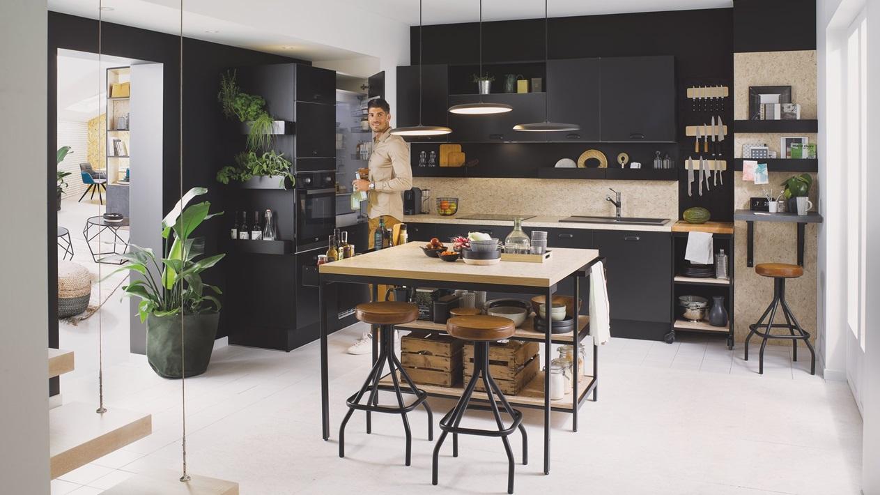 Les grandes tendances pour la conception de cuisine